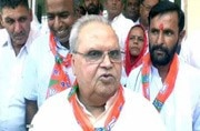 Satpal Malik sworn in as Bihar's new governor