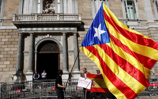 Image result for catalonia financial exclusions