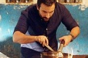 Chef review: Saif Ali Khan's film offers nothing, but a blank menu