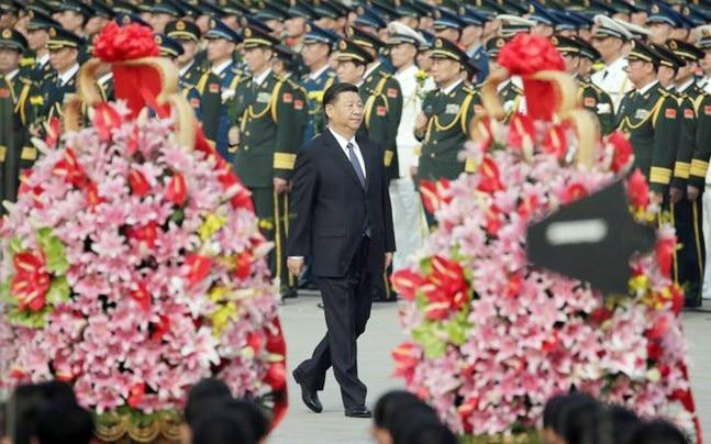 Xi Jinping. Photo: Reuters