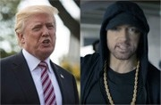 Eminem calls Trump a 'racist grandpa'; asks fans to choose between him and Trump