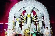 Kolkata bids festive goodbye to Durga Puja with visarjan