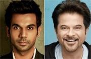 Fanney Khan: Rajkummar Rao joins Anil Kapoor on the sets of Rakeysh Omprakash Mehra