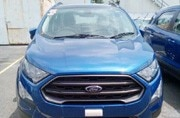 Ford EcoSport facelift spotted, will feature sport variant