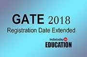 Alert! GATE 2018 registration date extended till October 9, here's how to apply