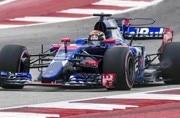 US Grand Prix: Relaxed Brendon Hartley avoids full throttle on F1 debut