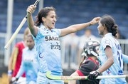 Hockey Asia Cup: India women beat China 4-1 for second straight win