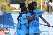 India beat Malaysia in women's hockey Asia Cup