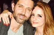 Hrithik Roshan spends time with ex-wife Sussanne Khan after spat with Kangana Ranaut