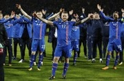 Iceland becomes the smallest country to qualify for World Cup