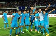 Current team is one of the best in history of Indian football, says Stephen Constantine