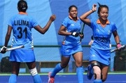 Hockey Asia Cup 2017: Indian eves score sensational 10-0 win against Singapore