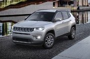 Jeep starts building the Compass Trailhawk in India