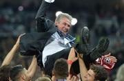 Bayern Munich appoint Jupp Heynckes as coach for 4th time