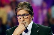 Constant talking on KBC 9 takes a toll on host Amitabh Bachchan's health