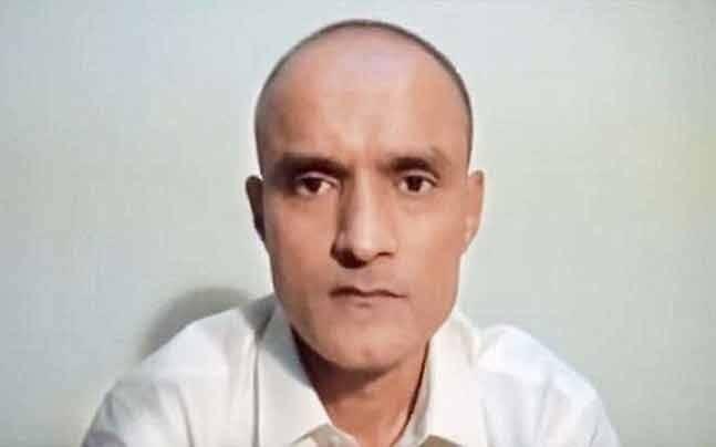 Kulbhushan Jadhav.
