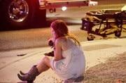 Las Vegas shooting: 20 dead, 100 injured in firing near Mandalay Bay casino; suspect shot dead