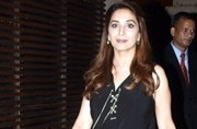 Madhuri Dixit Nene in this black jumpsuit is a sight you cannot miss