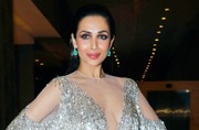 Malaika Arora shimmers like a sexy disco ball in this dress