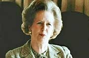 Remembering Margaret Thatcher, Britain's first woman Prime Minister
