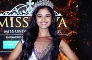 Meet the woman who will represent India at Miss Universe this year