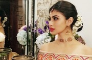 Mouni Roy shows the world how to make simplicity sexy in this attire