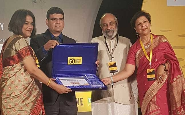 Fortune India: This school has been identified as one of top 50 institutes in India