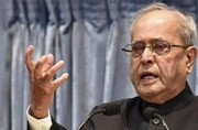 Gujarat riots 'biggest blot' on Vajpayee government, says Pranab Mukherjee