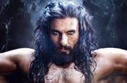 SEE PIC: Ranveer Singh looks menacing as Alauddin Khilji in Padmavati