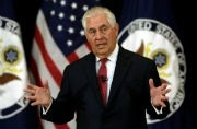 China sees red after US Secretary of State Rex Tillerson praises India
