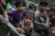 Bangladesh: Rohingya children in dire conditions, says UNICEF report