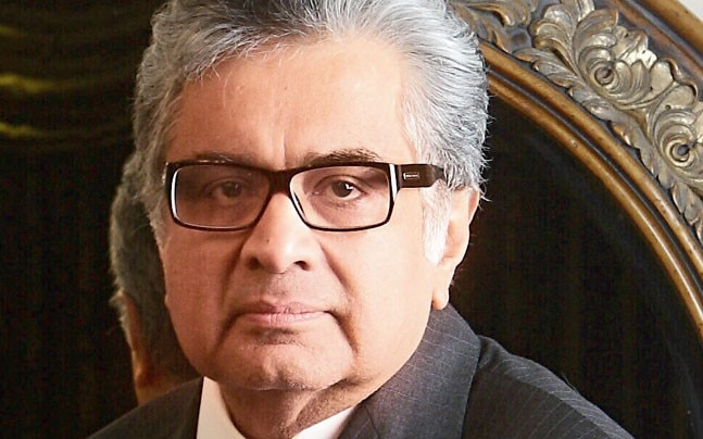 Lawyer Harish Salve said he deleted his Twitter account.