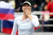 Will be on the tour for a long time: Maria Sharapova