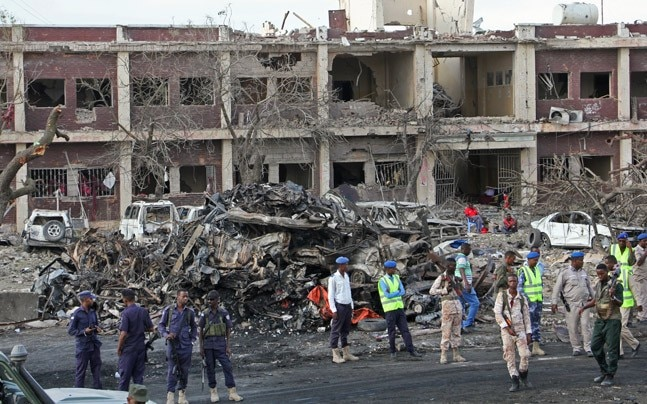 231 dead in Mogadishu blast, the deadliest single attack in