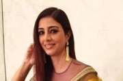 Tabu in this beaming mustard saree is all the warmth you need today