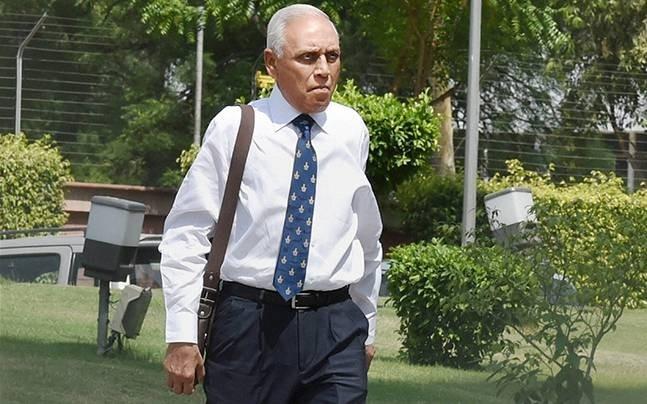 Former IAF chief SP Tyagi