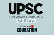 UPSC Civil Services (Main) 2017 admit cards released at upsc.gov.in: Steps to download