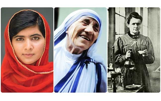 Women nobel prize winners