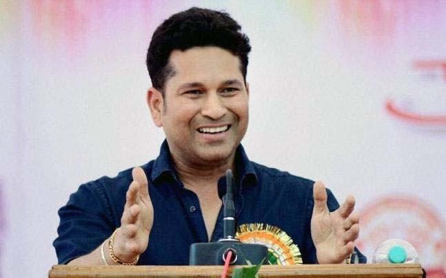 Rajya Sabha MP Sachin Tendulkar