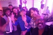Mersal success: Vijay parties with AR Rahman, SJ Suryah and Atlee