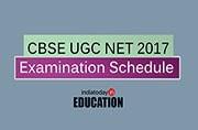 CBSE UGC NET 2017 exam schedule at cbse.nic.in: Check now!