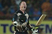 2nd T20I: Colin Munro, Trent Boult help New Zealand beat India by 40 runs to level series