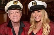 Hugh Hefner was more of a family man, says former playmate
