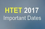 HTET 2017 official notification released at htetonline.com: Check important dates