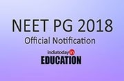 NEET PG 2018 official notification released at nbe.edu.in: All you need to know