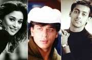 Did you know Salman Khan and Madhuri Dixit could have worked with Shah Rukh Khan in Pardes?
