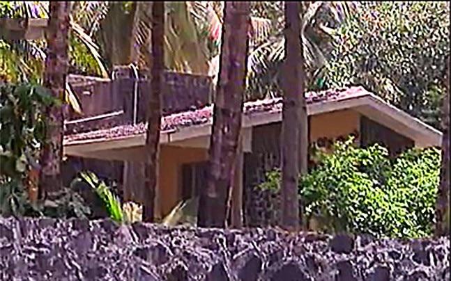 Beach house at Alibag