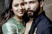 SEE PICS: Shahid Kapoor and Mira Rajput are killing it in their first photoshoot
