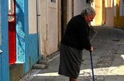 Sweeping the floor might add more years to a woman