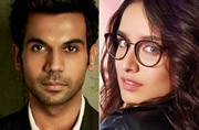 Shraddha Kapoor and Rajkummar Rao to star in a horror-comedy, and both